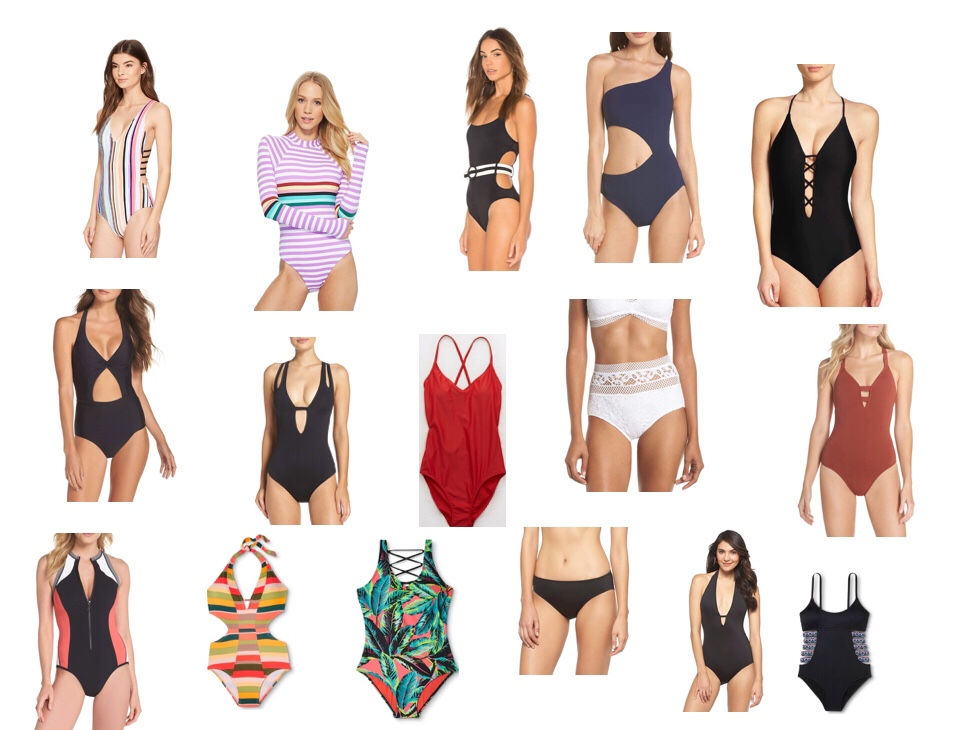 5c3bb57fdd ... cute factor  so we went on the hunt for super cute swimwear that would  still hide our dimples. The following are a few of our favorites from a  vast ...